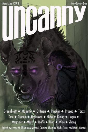 Uncanny Magazine Mar-Apr 2018