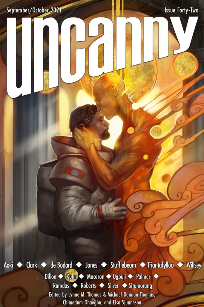 Folding Beijing - Uncanny Magazine